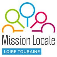 Logo Mission Locale Loire Touraine