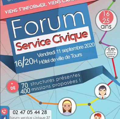 Forum Service civique
